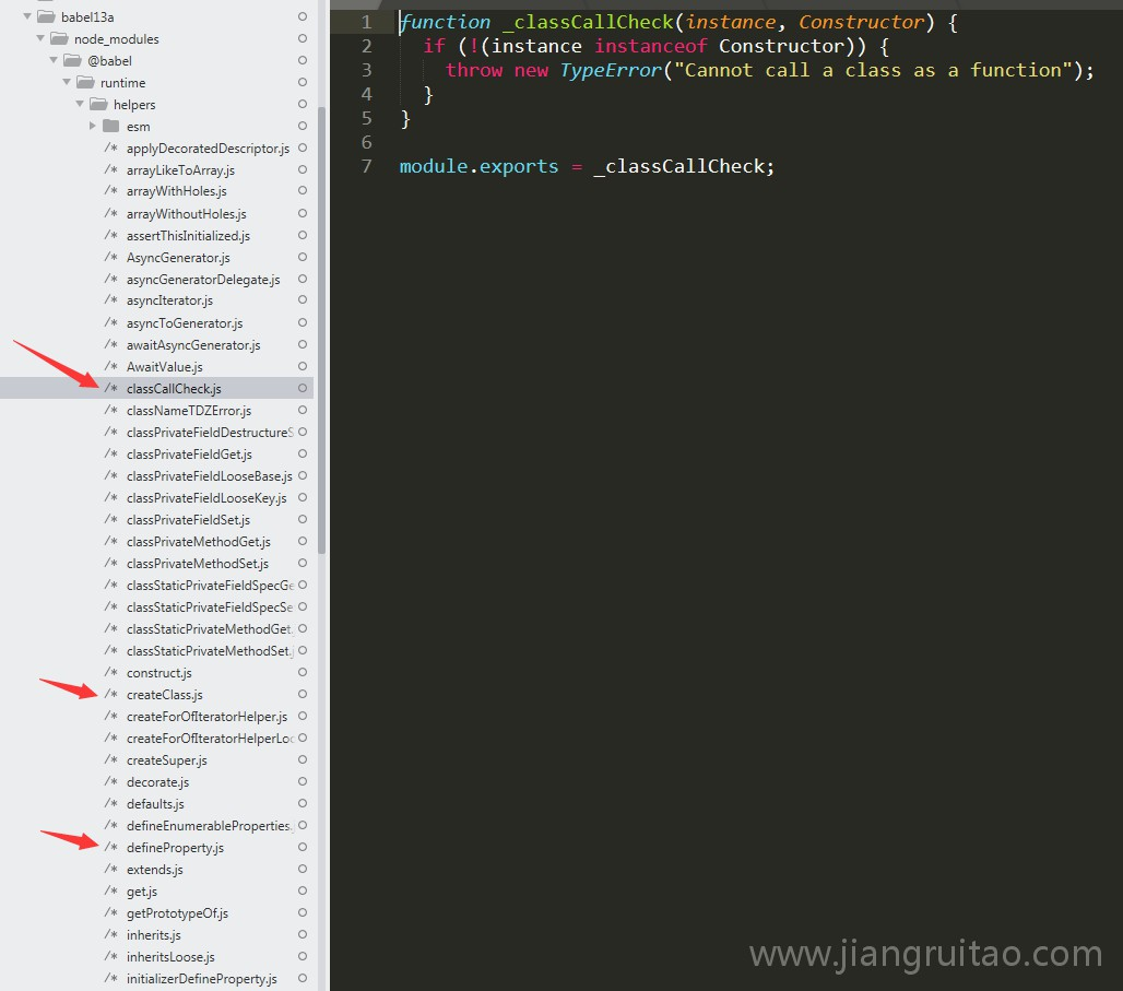 babel教程,@babel/plugin-transform-runtime的使用